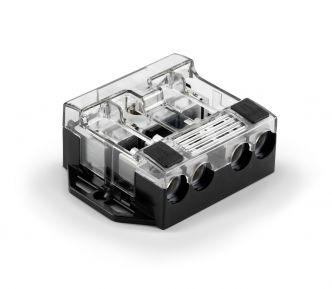 JL Audio 4-linjainen jakorasia MAXI™ sulakkeille