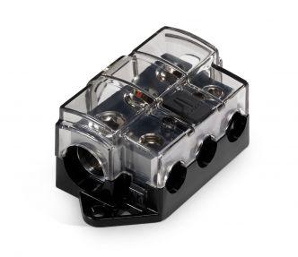 JL Audio 3-linjainen jakorasia