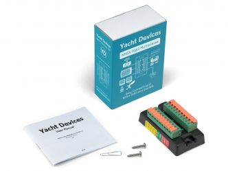 Yacht Devices YDNM-02 NMEA 0183 Multiplexer