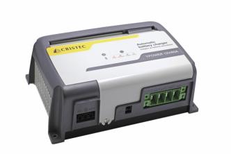 Cristec YPOWER automaattilaturi 30A / 24 V