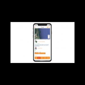 Glomex ZigBoat GPS-antennivastaanotin