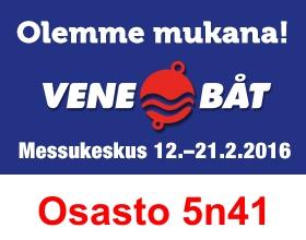 Venemessut 2016 osasto 5n41